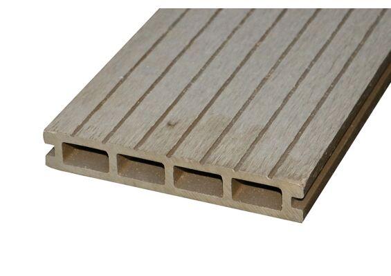 Fonteyn | Composiet Vlonderplanken 1m² | 3 Planken | Light Teak
