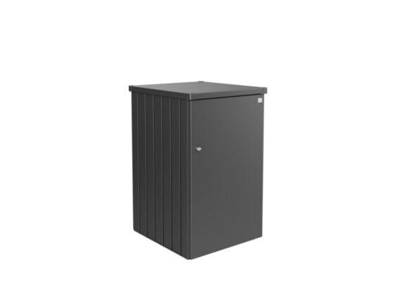 Biohort | ContainerBox Alex Variant 3 | Zijwanden Donkergrijs-Metallic en Dak Donkergrijs-Metallic