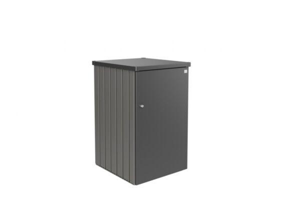 Biohort | ContainerBox Alex Variant 2.3 | Zijwanden Kwartsgrijs-Metallic en Dak Donkergrijs-Metallic