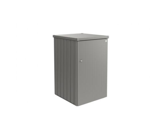 Biohort | ContainerBox Alex Variant 2 | Zijwanden Kwartsgrijs-Metallic en Dak Kwartsgrijs-Metallic
