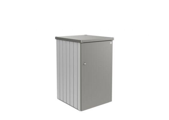Biohort | ContainerBox Alex Variant 1.2 | Zijwanden Zilver-Metallic en Dak Kwartsgrijs-Metallic