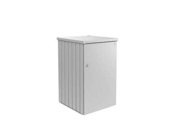 Biohort | Containerbox Alex Variant 1 | Zijwanden Zilver-Metallic en Dak Zilver-Metallic