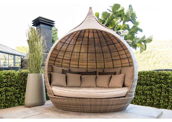 Corone Lounge Nest Melange