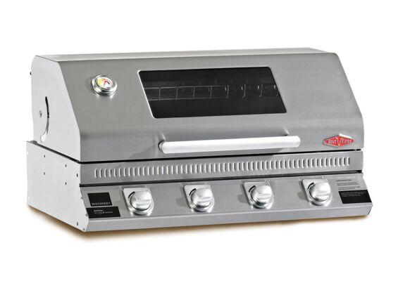 Beefeater | Inbouw BBQ | Discovery 1100S 4 Brander | RVS