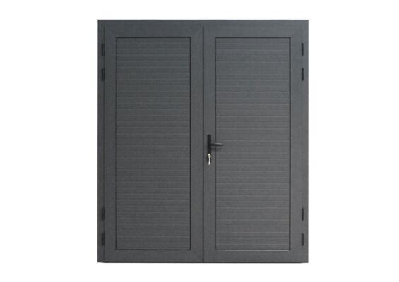 Fonteyn | Aluminium Deur Dubbel | Dicht