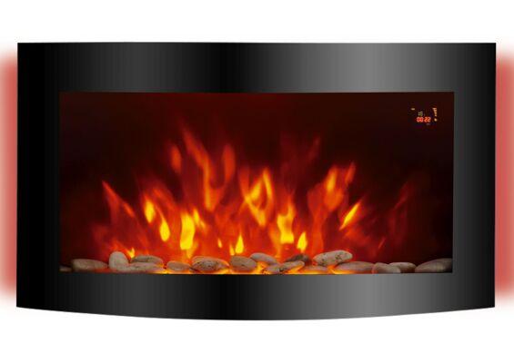El Fuego | Elektrische Wandhaard | Davos
