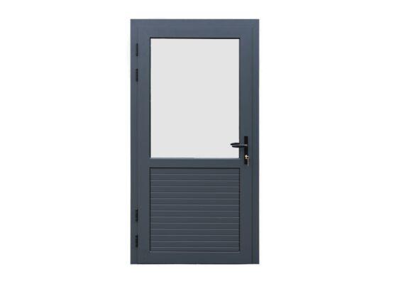 Fonteyn | Aluminium Deur Enkel | 1/2 Glas