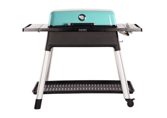 Everdure | Gas BBQ Furnace | Mint | Incl. Stand