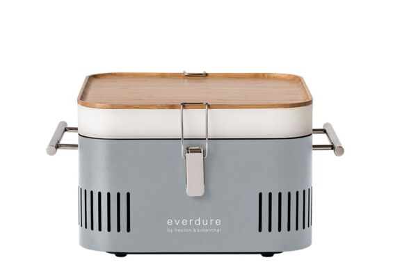 Everdure | Cube Houtskool BBQ | Grijs