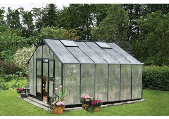 Royal Well | Tuinkas Gardener 161 met PC 10 mm | Antraciet