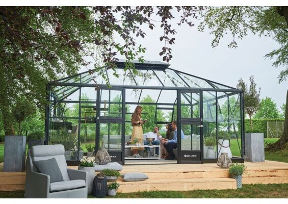 Royal Well | Tuinkamer Grand Oase 188 | Grijs