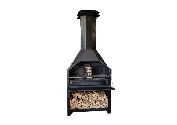 Home Fires | Vrijstaande Braai Suprême de Luxe 1200 | Met Onderstel