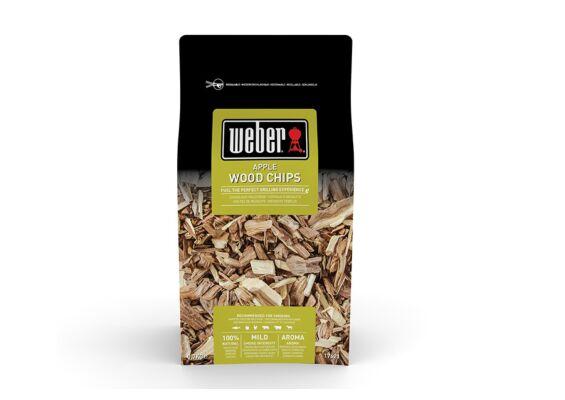Weber | Houtsnippers 0,7 kg | Apple