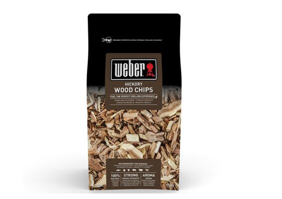 Weber | Houtsnippers 0,7 kg | Hickory