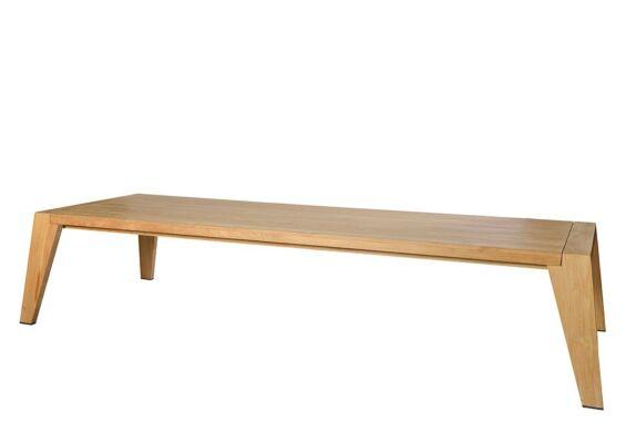 Borek | Hybrid Lounge-Diningtafel 345 x 117 x 68 cm