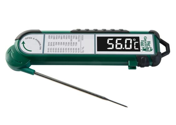 Big Green Egg | Instant Reade Digital Thermometer