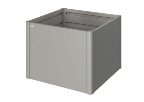 Biohort   Moestuinbox Gr. 1 x 1   Kwartsgrijs-Metallic
