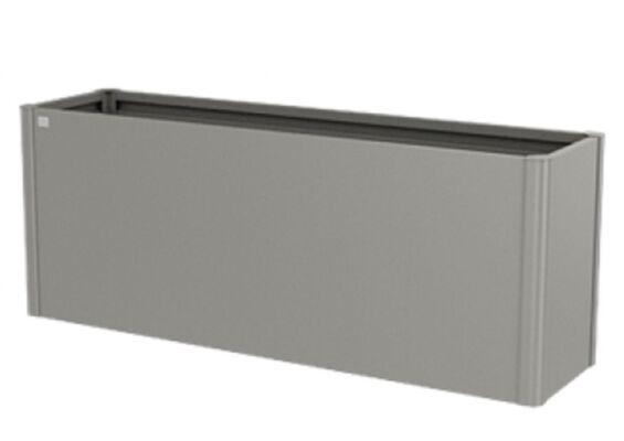 Biohort   Moestuinbox Gr. 2 x 0,5   Kwartsgrijs-Metallic
