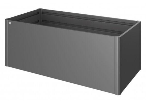 Biohort   Moestuinbox Gr. 2 x 1   Donkergrijs-Metallic