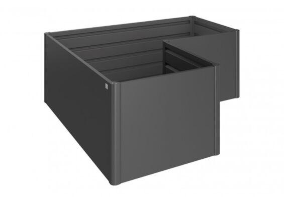 Biohort   Moestuinbox Gr. L   Donkergrijs-Metallic
