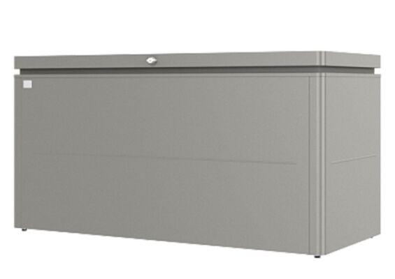 Biohort   LoungeBox Gr. 160   Kwartsgrijs-Metallic