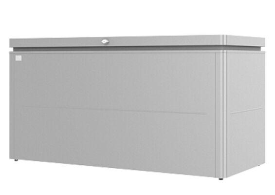 Biohort | LoungeBox Gr. 160 | Zilver-Metallic