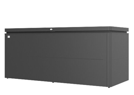 Biohort   LoungeBox Gr. 200   Donkergrijs-Metallic