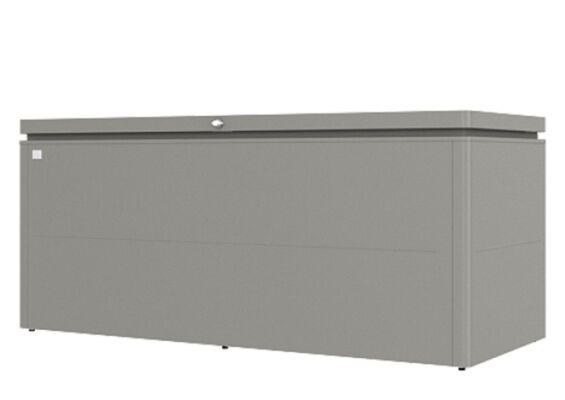 Biohort   LoungeBox Gr. 200   Kwartsgrijs-Metallic