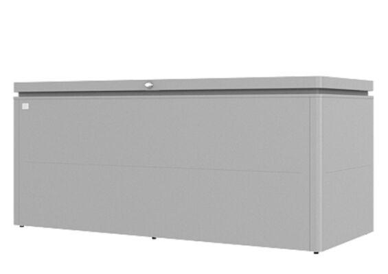 Biohort   LoungeBox Gr. 200   Zilver-Metallic