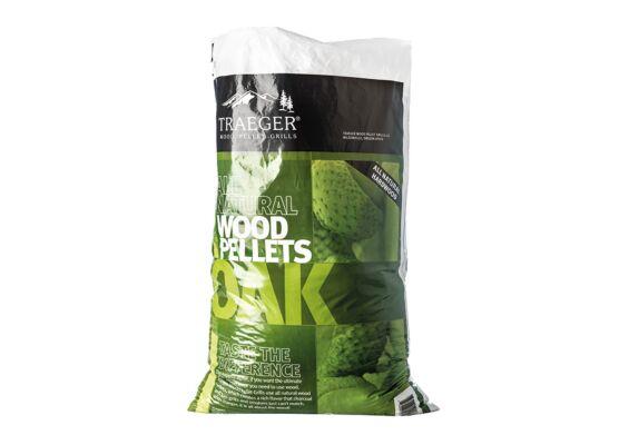 Traeger | Oak BBQ Pellets | 9 kg