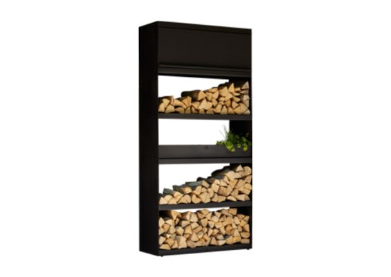 OFYR | Wood Storage 100 | Black