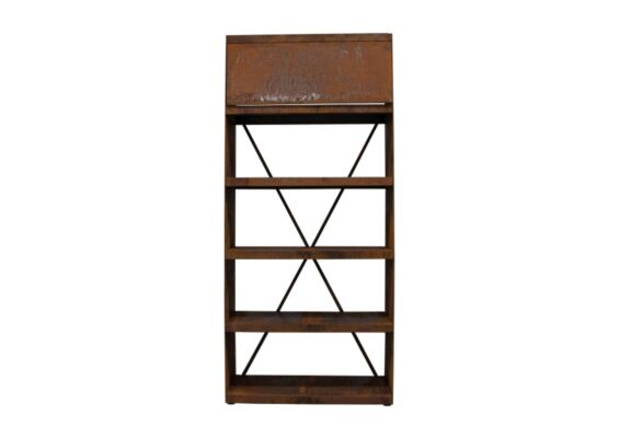OFYR | Wood Storage 100 | Corten