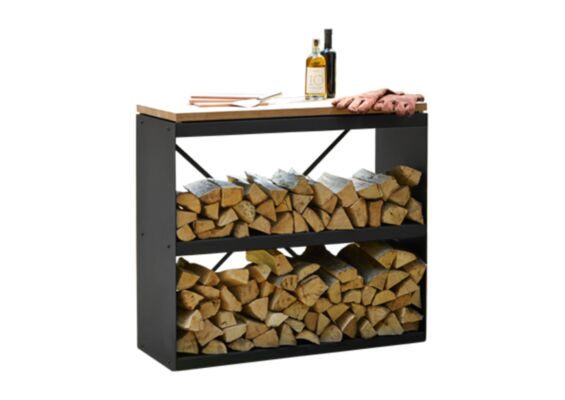 OFYR | Wood Storage Dressoir | Black