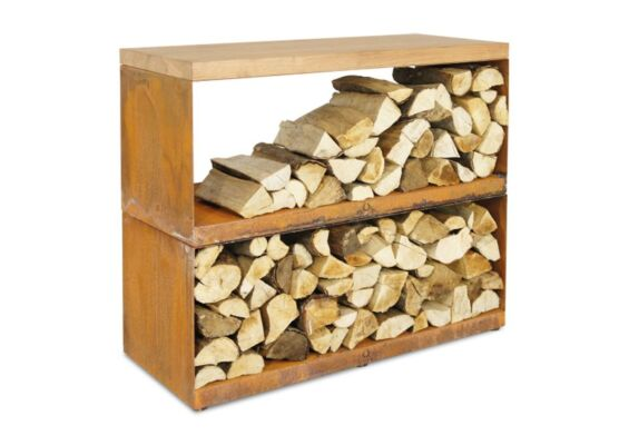 OFYR   Wood Storage Dressoir   Corten