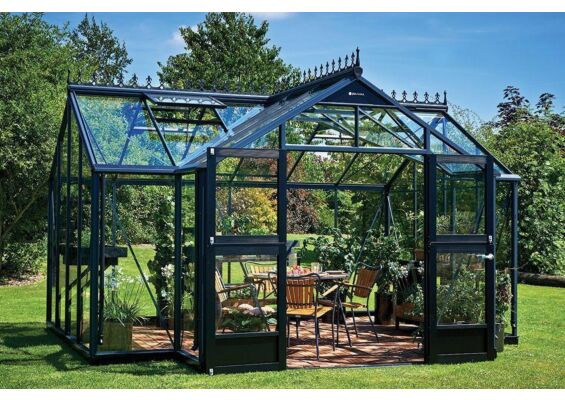 Royal Well | Orangerie Orangery 152 | Antraciet