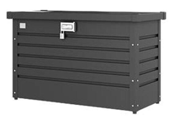 Biohort | Pakkettenbox 100 | Donkergrijs-Metallic