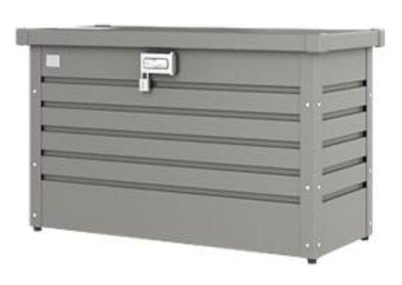 Biohort | Pakkettenbox 100 | Kwartsgrijs-Metallic