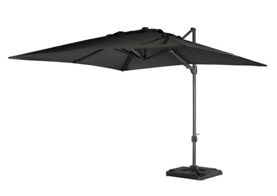 Exotan | Parasol Roma Ø350 cm | Antracite