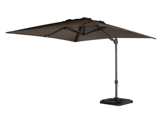 Exotan | Parasol Roma Ø350 cm | Dark Brown