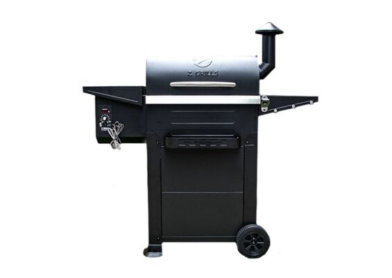 Z Grills | Pelletgrill 6002 Battle | All Black