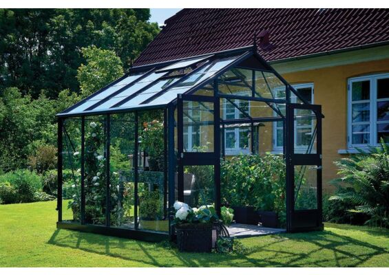 Royal Well | Tuinkamer Oase 88 | Grijs