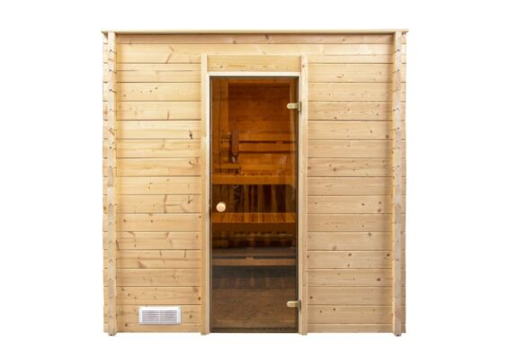 Fonteyn | Binnensauna Nora 215 x 215 cm