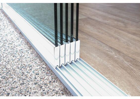 Fonteyn | Comfortline Panoramawand | 5 panelen