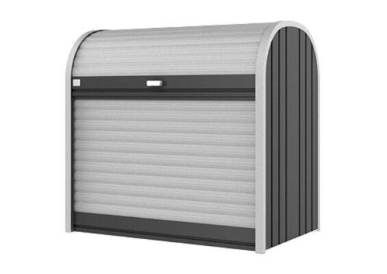 Biohort | Opbergbox StoreMax 120 | Donkergrijs-Metallic