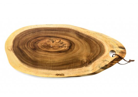 Style de Vie | Plank ovaal vervaardigd van acacia Large