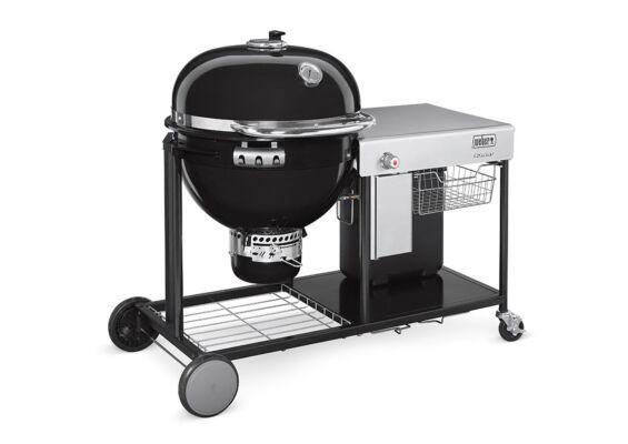 Weber | BBQ Summit Charcoal Grill Center GBS | Ø 62cm | Black