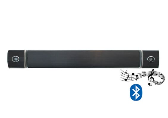 Fonteyn | Infrarood Heatpanel 3200 | Met Muziek