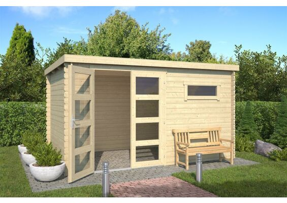 Outdoor Life Products | Tuinhuis Timian 380 x 230