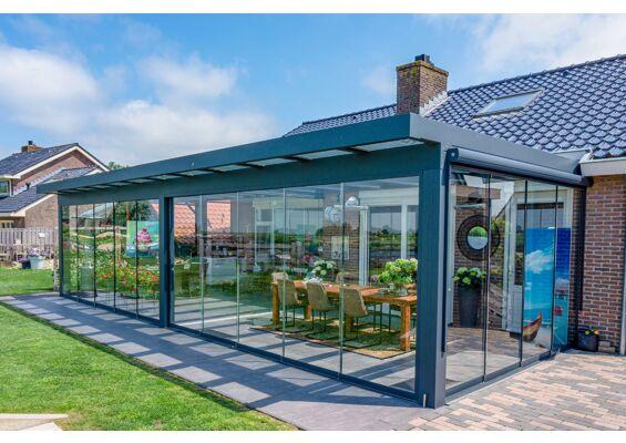 Aluxe Ultraline veranda 5000x5000