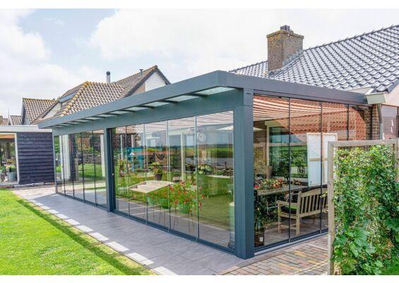Aluxe Ultraline veranda 6000x5000